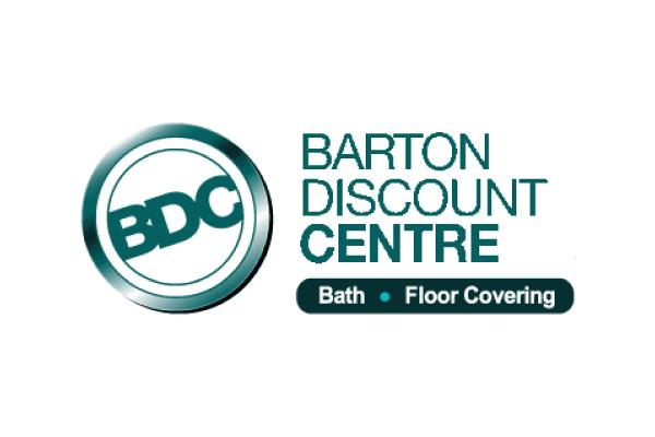Barton Discount Centre Logo Before