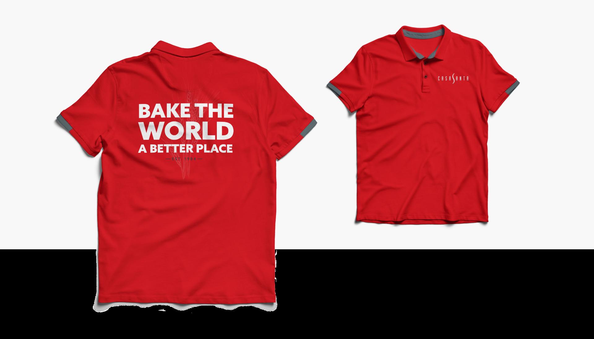 Casasanta Branded Shirts